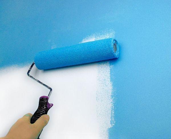 en beğenilen duvar boyası renkleri mavi