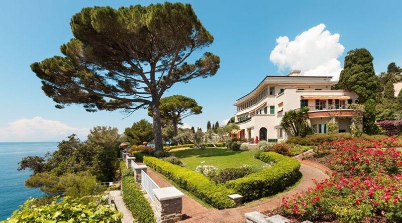 dekoratif villa bahçe