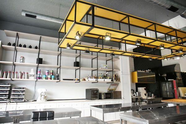 endustriyel mutfak tasarımı